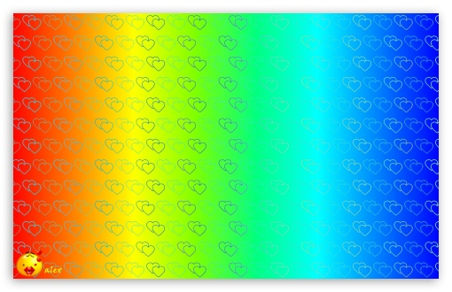 Rainbow Hearts HD wallpaper for Wide 16:10 Widescreen WHXGA WQXGA WUXGA WXGA ; HD 16:9 High Definition WQHD QWXGA 1080p 900p 720p QHD nHD ; Standard 4:3 5:4 3:2 Fullscreen UXGA XGA SVGA QSXGA SXGA DVGA HVGA HQVGA devices ( Apple PowerBook G4 iPhone 4 3G 3GS iPod Touch ) ; iPad 1/2/Mini ; Mobile 4:3 5:3 3:2 16:9 5:4 - UXGA XGA SVGA WGA DVGA HVGA HQVGA devices ( Apple PowerBook G4 iPhone 4 3G 3GS iPod Touch ) WQHD QWXGA 1080p 900p 720p QHD nHD QSXGA SXGA ;