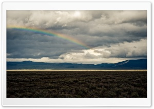Rainbow Landscape HD Wide Wallpaper for 4K UHD Widescreen desktop & smartphone