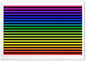 Rainbow Lines HD Wide Wallpaper for Widescreen