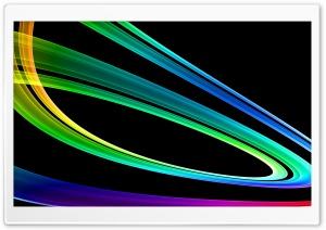 Rainbow Lines HD Wide Wallpaper for 4K UHD Widescreen desktop & smartphone