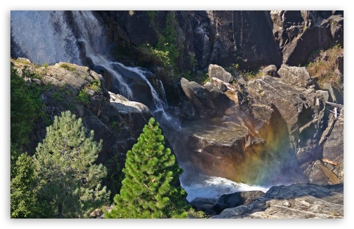 Rainbow Over Waterfall HD wallpaper for Wide 16:10 5:3 Widescreen WHXGA WQXGA WUXGA WXGA WGA ; HD 16:9 High Definition WQHD QWXGA 1080p 900p 720p QHD nHD ; Standard 4:3 5:4 3:2 Fullscreen UXGA XGA SVGA QSXGA SXGA DVGA HVGA HQVGA devices ( Apple PowerBook G4 iPhone 4 3G 3GS iPod Touch ) ; Tablet 1:1 ; iPad 1/2/Mini ; Mobile 4:3 5:3 3:2 16:9 5:4 - UXGA XGA SVGA WGA DVGA HVGA HQVGA devices ( Apple PowerBook G4 iPhone 4 3G 3GS iPod Touch ) WQHD QWXGA 1080p 900p 720p QHD nHD QSXGA SXGA ;