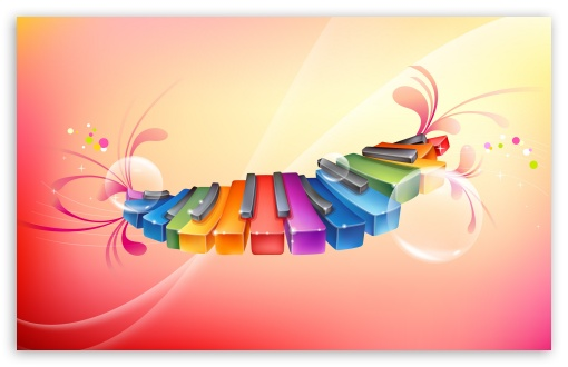 Rainbow Piano Keyboards UltraHD Wallpaper for Wide 16:10 5:3 Widescreen WHXGA WQXGA WUXGA WXGA WGA ; 8K UHD TV 16:9 Ultra High Definition 2160p 1440p 1080p 900p 720p ; Standard 4:3 3:2 Fullscreen UXGA XGA SVGA DVGA HVGA HQVGA ( Apple PowerBook G4 iPhone 4 3G 3GS iPod Touch ) ; iPad 1/2/Mini ; Mobile 4:3 5:3 3:2 16:9 - UXGA XGA SVGA WGA DVGA HVGA HQVGA ( Apple PowerBook G4 iPhone 4 3G 3GS iPod Touch ) 2160p 1440p 1080p 900p 720p ;