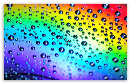 Rainbow Raindrops HD wallpaper for Wide 16:10 5:3 Widescreen WHXGA WQXGA WUXGA WXGA WGA ; HD 16:9 High Definition WQHD QWXGA 1080p 900p 720p QHD nHD ; Standard 4:3 5:4 3:2 Fullscreen UXGA XGA SVGA QSXGA SXGA DVGA HVGA HQVGA devices ( Apple PowerBook G4 iPhone 4 3G 3GS iPod Touch ) ; iPad 1/2/Mini ; Mobile 4:3 5:3 3:2 16:9 5:4 - UXGA XGA SVGA WGA DVGA HVGA HQVGA devices ( Apple PowerBook G4 iPhone 4 3G 3GS iPod Touch ) WQHD QWXGA 1080p 900p 720p QHD nHD QSXGA SXGA ;