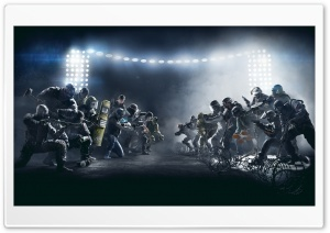 Rainbow Six Siege HD Wide Wallpaper for 4K UHD Widescreen desktop & smartphone