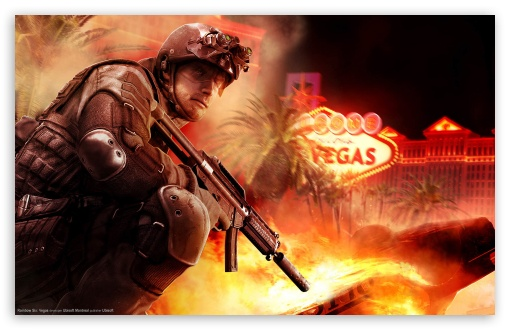 Rainbow Six Vegas HD wallpaper for Wide 16:10 5:3 Widescreen WHXGA WQXGA WUXGA WXGA WGA ; Standard 4:3 5:4 3:2 Fullscreen UXGA XGA SVGA QSXGA SXGA DVGA HVGA HQVGA devices ( Apple PowerBook G4 iPhone 4 3G 3GS iPod Touch ) ; iPad 1/2/Mini ; Mobile 4:3 5:3 3:2 5:4 - UXGA XGA SVGA WGA DVGA HVGA HQVGA devices ( Apple PowerBook G4 iPhone 4 3G 3GS iPod Touch ) QSXGA SXGA ;