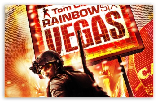 Rainbow Six Vegas HD wallpaper for Wide 16:10 5:3 Widescreen WHXGA WQXGA WUXGA WXGA WGA ; HD 16:9 High Definition WQHD QWXGA 1080p 900p 720p QHD nHD ; Standard 4:3 5:4 3:2 Fullscreen UXGA XGA SVGA QSXGA SXGA DVGA HVGA HQVGA devices ( Apple PowerBook G4 iPhone 4 3G 3GS iPod Touch ) ; Tablet 1:1 ; iPad 1/2/Mini ; Mobile 4:3 5:3 3:2 16:9 5:4 - UXGA XGA SVGA WGA DVGA HVGA HQVGA devices ( Apple PowerBook G4 iPhone 4 3G 3GS iPod Touch ) WQHD QWXGA 1080p 900p 720p QHD nHD QSXGA SXGA ;