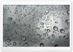 Raindrop HD Wide Wallpaper for Widescreen