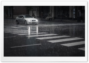 Raining HD Wide Wallpaper for Widescreen