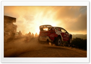 Rally Ford HD Wide Wallpaper for Widescreen