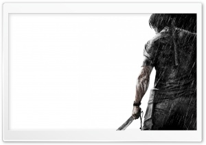 Rambo HD Wide Wallpaper for Widescreen