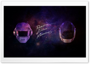 Random Access Memories HD Wide Wallpaper for 4K UHD Widescreen desktop & smartphone
