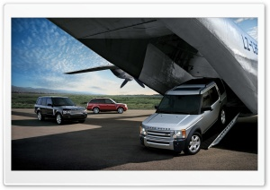 Range Rover And Land Rover HD Wide Wallpaper for Widescreen