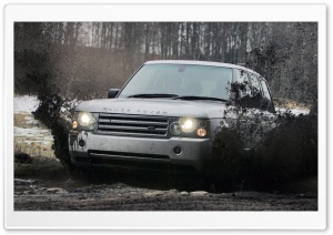 Range Rover Car 12 HD Wide Wallpaper for Widescreen