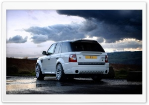 Range Rover Car 14 HD Wide Wallpaper for Widescreen