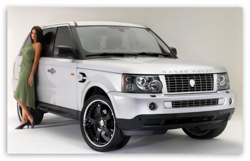 Range Rover Car 16 4k Hd Desktop Wallpaper For 4k Ultra Hd Tv