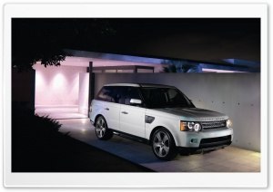 Range Rover Car 18 HD Wide Wallpaper for Widescreen