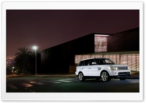 Range Rover Car 19 HD Wide Wallpaper for Widescreen