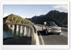 Range Rover Car 2 HD Wide Wallpaper for Widescreen