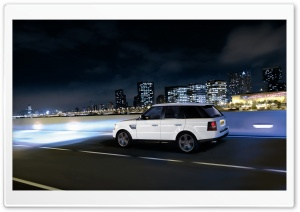 Range Rover Car 25 HD Wide Wallpaper for Widescreen