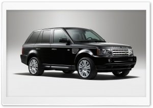 Range Rover Car 26 HD Wide Wallpaper for Widescreen