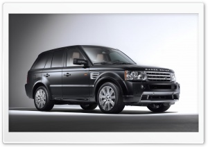 Range Rover Car 30 HD Wide Wallpaper for Widescreen