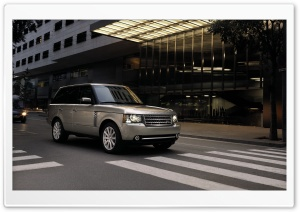 Range Rover Car 35 HD Wide Wallpaper for Widescreen