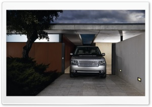Range Rover Car 36 HD Wide Wallpaper for Widescreen