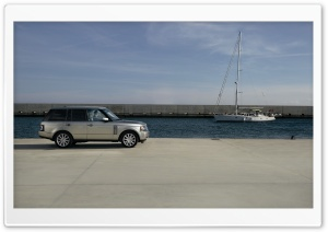 Range Rover Car 37 HD Wide Wallpaper for Widescreen