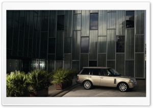 Range Rover Car 5 HD Wide Wallpaper for Widescreen