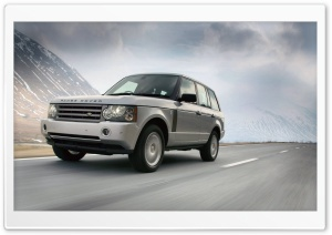 Range Rover Car 7 HD Wide Wallpaper for Widescreen