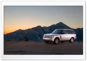 Range Rover Car 9 HD Wide Wallpaper for Widescreen