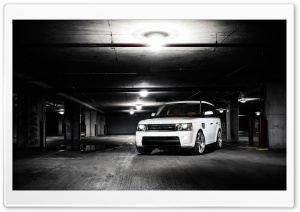 Range Rover Dark HD Wide Wallpaper for Widescreen