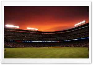 Rangers Stadium HD Wide Wallpaper for Widescreen