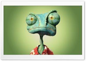 Rango 2011 Movie HD Wide Wallpaper for Widescreen