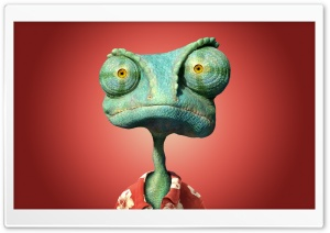 Rango Movie HD Wide Wallpaper for Widescreen