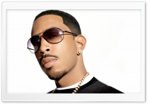 Rapper Ludacris HD Wide Wallpaper for Widescreen