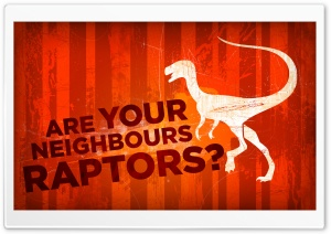 Raptors HD Wide Wallpaper for Widescreen