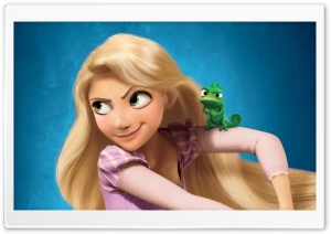 Rapunzel, Tangled Ultra HD Wallpaper for 4K UHD Widescreen desktop, tablet & smartphone