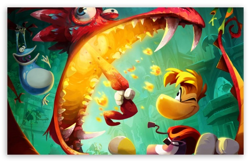 Rayman Legends HD wallpaper for Wide 16:10 5:3 Widescreen WHXGA WQXGA WUXGA WXGA WGA ; HD 16:9 High Definition WQHD QWXGA 1080p 900p 720p QHD nHD ; UHD 16:9 WQHD QWXGA 1080p 900p 720p QHD nHD ; Standard 4:3 5:4 3:2 Fullscreen UXGA XGA SVGA QSXGA SXGA DVGA HVGA HQVGA devices ( Apple PowerBook G4 iPhone 4 3G 3GS iPod Touch ) ; Tablet 1:1 ; iPad 1/2/Mini ; Mobile 4:3 5:3 3:2 16:9 5:4 - UXGA XGA SVGA WGA DVGA HVGA HQVGA devices ( Apple PowerBook G4 iPhone 4 3G 3GS iPod Touch ) WQHD QWXGA 1080p 900p 720p QHD nHD QSXGA SXGA ;