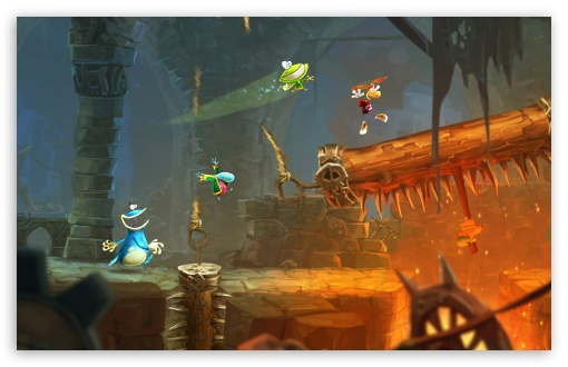 Rayman Legends Cut Rope HD wallpaper for Wide 16:10 5:3 Widescreen WHXGA WQXGA WUXGA WXGA WGA ; HD 16:9 High Definition WQHD QWXGA 1080p 900p 720p QHD nHD ; Standard 4:3 5:4 3:2 Fullscreen UXGA XGA SVGA QSXGA SXGA DVGA HVGA HQVGA devices ( Apple PowerBook G4 iPhone 4 3G 3GS iPod Touch ) ; Tablet 1:1 ; iPad 1/2/Mini ; Mobile 4:3 5:3 3:2 16:9 5:4 - UXGA XGA SVGA WGA DVGA HVGA HQVGA devices ( Apple PowerBook G4 iPhone 4 3G 3GS iPod Touch ) WQHD QWXGA 1080p 900p 720p QHD nHD QSXGA SXGA ;