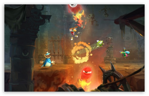 Rayman Legends Ghost Pop HD wallpaper for Wide 16:10 5:3 Widescreen WHXGA WQXGA WUXGA WXGA WGA ; HD 16:9 High Definition WQHD QWXGA 1080p 900p 720p QHD nHD ; Standard 4:3 5:4 3:2 Fullscreen UXGA XGA SVGA QSXGA SXGA DVGA HVGA HQVGA devices ( Apple PowerBook G4 iPhone 4 3G 3GS iPod Touch ) ; iPad 1/2/Mini ; Mobile 4:3 5:3 3:2 16:9 5:4 - UXGA XGA SVGA WGA DVGA HVGA HQVGA devices ( Apple PowerBook G4 iPhone 4 3G 3GS iPod Touch ) WQHD QWXGA 1080p 900p 720p QHD nHD QSXGA SXGA ;
