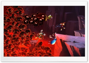 Rayman Legends Murphy Hold Ultra HD Wallpaper for 4K UHD Widescreen desktop, tablet & smartphone
