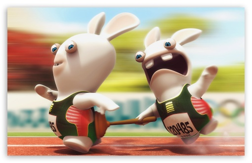 Rayman Raving Rabbids HD wallpaper for Wide 16:10 5:3 Widescreen WHXGA WQXGA WUXGA WXGA WGA ; HD 16:9 High Definition WQHD QWXGA 1080p 900p 720p QHD nHD ; Standard 4:3 5:4 3:2 Fullscreen UXGA XGA SVGA QSXGA SXGA DVGA HVGA HQVGA devices ( Apple PowerBook G4 iPhone 4 3G 3GS iPod Touch ) ; iPad 1/2/Mini ; Mobile 4:3 5:3 3:2 16:9 5:4 - UXGA XGA SVGA WGA DVGA HVGA HQVGA devices ( Apple PowerBook G4 iPhone 4 3G 3GS iPod Touch ) WQHD QWXGA 1080p 900p 720p QHD nHD QSXGA SXGA ;