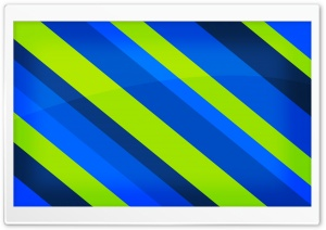 Rayure Blue And Green HD Wide Wallpaper for Widescreen