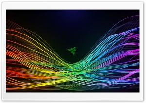 Razer Colorful Background Ultra HD Wallpaper for 4K UHD Widescreen desktop, tablet & smartphone