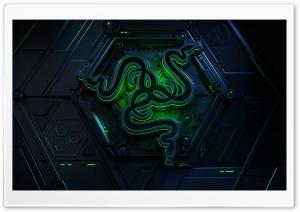 Razer Vault Background Ultra HD Wallpaper for 4K UHD Widescreen desktop, tablet & smartphone