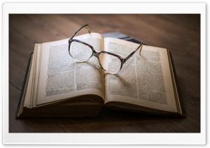 Reading a Book Ultra HD Wallpaper for 4K UHD Widescreen desktop, tablet & smartphone
