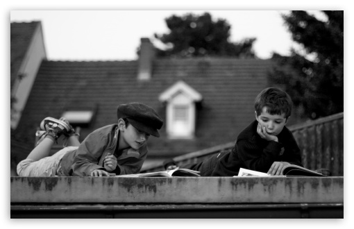 Reading On The Roof HD wallpaper for Standard 4:3 5:4 Fullscreen UXGA XGA SVGA QSXGA SXGA ; Wide 16:10 5:3 Widescreen WHXGA WQXGA WUXGA WXGA WGA ; HD 16:9 High Definition WQHD QWXGA 1080p 900p 720p QHD nHD ; Other 3:2 DVGA HVGA HQVGA devices ( Apple PowerBook G4 iPhone 4 3G 3GS iPod Touch ) ; Mobile VGA WVGA iPhone iPad PSP Phone - VGA QVGA Smartphone ( PocketPC GPS iPod Zune BlackBerry HTC Samsung LG Nokia Eten Asus ) WVGA WQVGA Smartphone ( HTC Samsung Sony Ericsson LG Vertu MIO ) HVGA Smartphone ( Apple iPhone iPod BlackBerry HTC Samsung Nokia ) Sony PSP Zune HD Zen ; Tablet 2 Android 3 DVGA HVGA HQVGA devices ( Apple PowerBook G4 iPhone 4 3G 3GS iPod Touch ) ; Dual 4:3 5:4 16:10 5:3 16:9 UXGA XGA SVGA QSXGA SXGA WHXGA WQXGA WUXGA WXGA WGA WQHD QWXGA 1080p 900p 720p QHD nHD ;