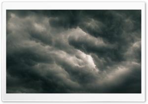 Real Dark Storm Clouds, Stormy Sky Ultra HD Wallpaper for 4K UHD Widescreen desktop, tablet & smartphone