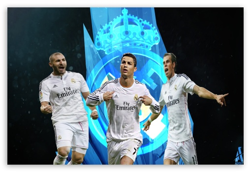 Real Madrid 2016 Ultra Hd Desktop Background Wallpaper For